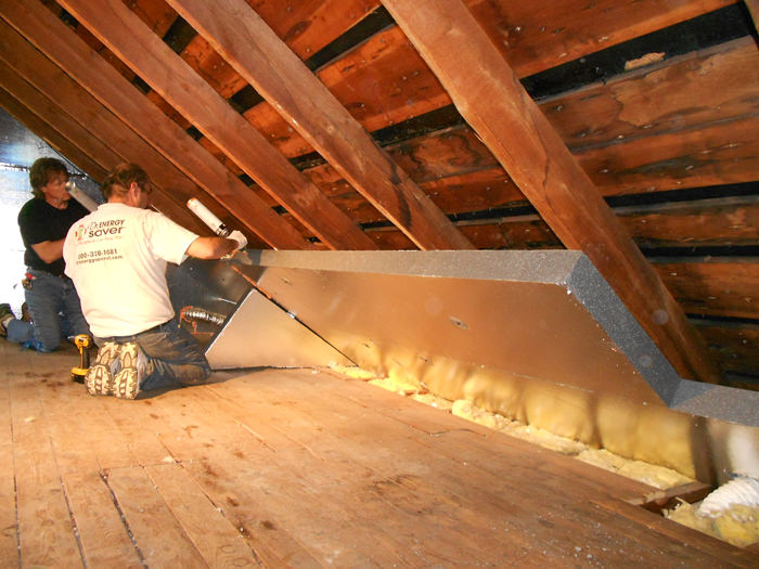 Superattic Attic Insulation In Green Bay Depere Allouez