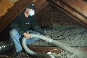 Cellulose Insulation Installation In Fox Valley Area